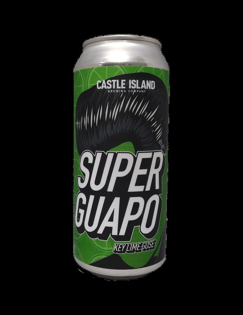 Super Guapo can