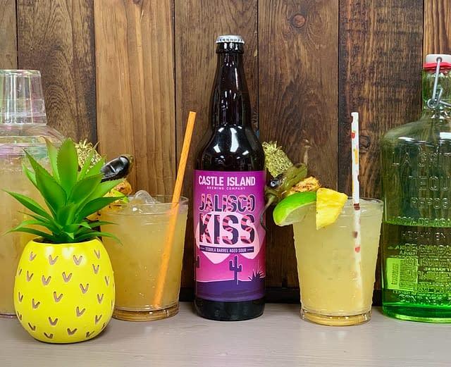 Jalisco Kiss beertail