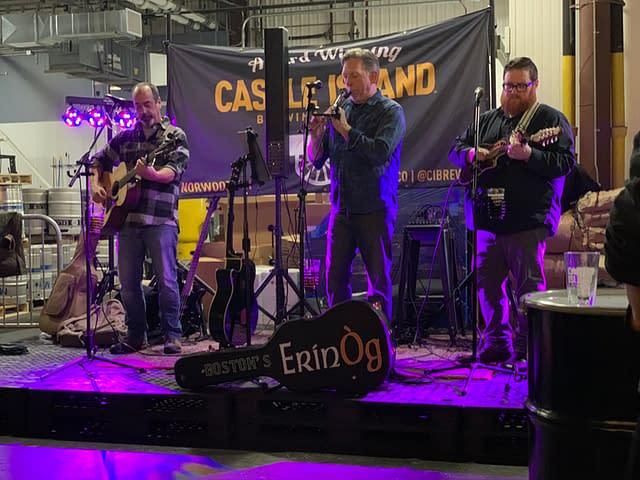 Boston's Rebel Irish Band Erin Og